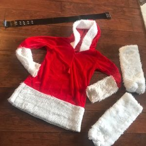 Women's Santa outfit